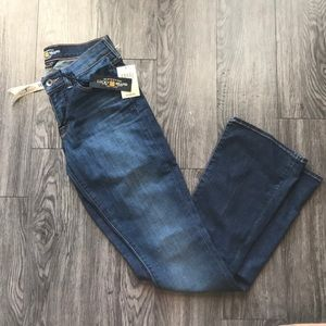 Lucky brand jeans Sofia boot